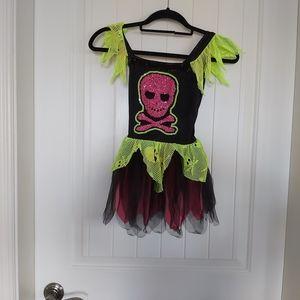 *WELL MADE!*Girls Halloween costume/B4